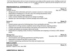 Call Center Resume Examples and Samples Sample Resume for Call Center Jobs Bongdaao Com
