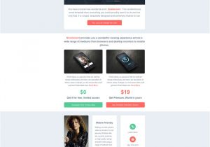 Call to Action Email Template 15 Feature Rich Premium Email Newsletter Templates