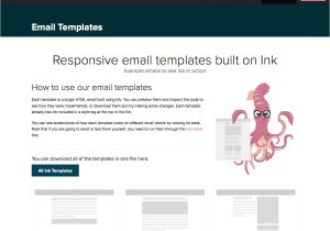 Call to Action Email Template the Ultimate Guide to Email Design Webdesigner Depot