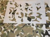 Camo Paint Template Camouflage Spray Paint Stencils Many Camo Stencil
