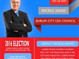 Campaign Mailer Template Campaign with these Elegant Free Political Campaign Flyer
