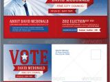 Campaign Mailer Template Political Flyer Template Election and Mail with Political
