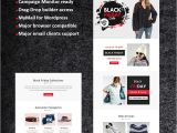 Campaign Monitor Responsive Email Template Fashion Newsletter Template 65984 Templates Com