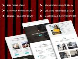 Campaign Monitor Responsive Email Template Korp Multipurpose Responsive Email Template with