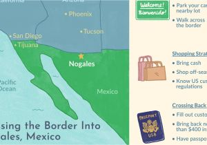 Can I Cross the Border with My Status Card Crossing the Border Into Nogales sonora Mexico