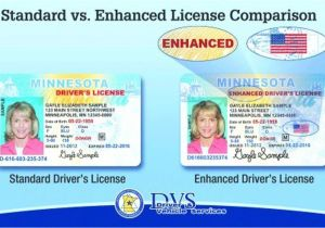Can I Cross the Border with My Status Card Enhanced Minnesota Id Allows Easier Travel to Canada