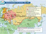 Can You Cross the Border with A Green Card Russische Revolution Map Karte Der Russischen Revolution