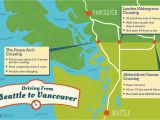 Can You Cross the Border with A Green Card Seattle to Vancouver Canadian Border Crossing