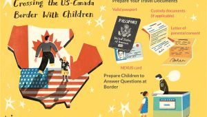 Can You Cross the Border with An Expired Nexus Card How to Cross the Canadian U S Border with Children