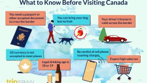 Can You Cross the Border with Just A Nexus Card What Americans Need to Know before Visiting Canada