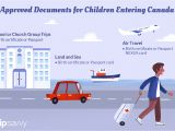 Can You Fly with A Border Crossing Card Do Children Need A Passport to Visit Canada