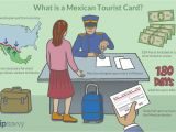 Can You Fly with A Border Crossing Card What is A Mexican tourist Card and How Do I Get One
