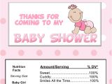 Candy Bar Wrappers Template for Baby Shower Printable Free Gifts that Say Wow Fun Crafts and Gift Ideas Free Candy