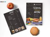 Canteen Menu Template School Menu Templates 14 Free Printable Pdf Documents
