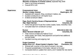Capitol Hill Cover Letter Example Of Congressional Intern Resume Http