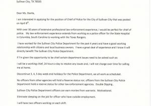 Capitol Hill Cover Letter Police Chief Cover Letter All About Letter Examples
