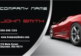 Car Dealer Business Cards Templates Luxury Car Dealer Business Card Design 501051