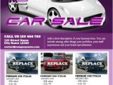 Car Dealership Flyer Templates 41 Best Car Dealer Flyer Diy Images On Pinterest