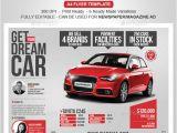 Car Dealership Flyer Templates Car Dealer Flyer Magazine Ad by Blogankids Graphicriver