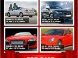 Car Dealership Flyer Templates Cars for Sale Flyer Moderne Design Template Color Red