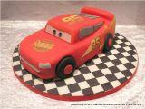 Car Template for Cake Lightning Mcqueen Cake Disney Cars Lightning Mcqueen