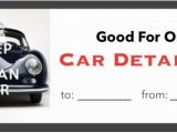Car Wash Gift Certificate Template 10 Priceless Gifts that Cost Almost Nothing Rebecca West