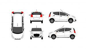 Car Wrap Templates Free Download How to Design A Car Wrap Designcontest