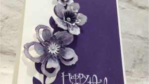 Card and Flowers Delivery Uk Botanical Blooms Trio Card with Images Floral Cards