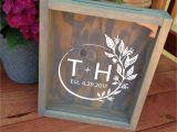 Card Box Ideas for Wedding Wedding Card Box Fairytale Wedding Personalized Shadow Box