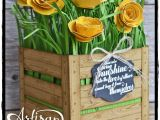 Card Decoration with Paper Flower Flower Frenzy Project Planner Paper Flowers Paper Crafts