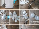 Card Decoration with Paper Flower Wedding Inspiration Paper Flower Garlands Paper Flower