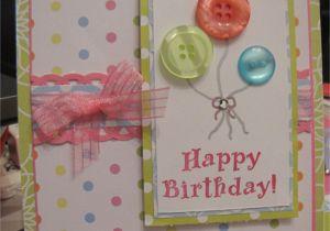 Card Design for Birthday Handmade Happy Birthday Card Cards Handmade Homemade Birthday