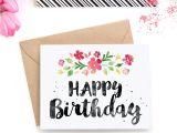 Card Design for Boyfriend Birthday Geburtskarte Vintage Genial Geburtstagskarte Grillen