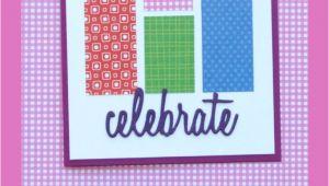 Card Design Handmade Step by Step 31 Days Of Handmade Cards Day 29 Simple Birthday Cards
