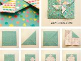 Card Design Handmade Step by Step Envelope Fold In 20 Seconds 3 Creative Diy Instructions
