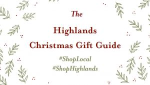 Card Factory Xmas Wrapping Paper the Highlands Christmas Gift Guide the Fold southern Highlands