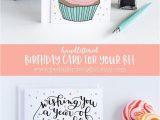 Card for Best Friend Birthday Birthday Card for Her Best Friend Birthday Card Card for