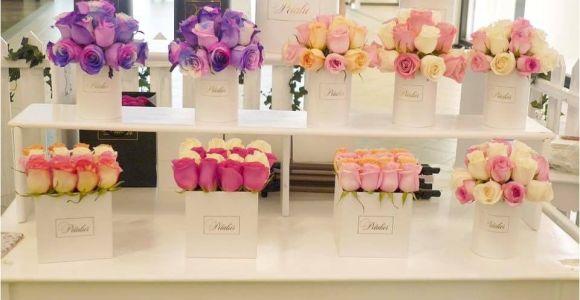 Card Holder for Flower Bouquet Plants Flower Arrangement Image by Homes Beautiful Design