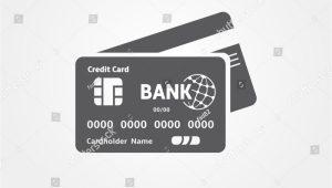 Card Holder Name In Debit Card Credit Card Icon Stock Vektorgrafik Lizenzfrei 314351318