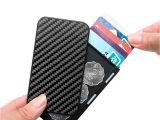 Card Holder Name In Debit Card Us 11 92 50 Off Maideduod New Style Card Holder Carbon Fiber Mini Rfid Wallet Slim Credit Card Id Bank Business Id Card Holder Case Men Purse On