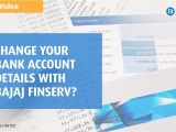 Card Holder Name In Hindi Change Your Bank Account Details with Bajaj Finserv Explained In Hindi