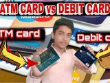 Card Holder Name Kya Hota Hai A A A A A A A A A A A A A A A A A A A A A A A A Difference Between atm Card and Debit Card 2020