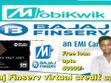 Card Holder Name Kya Hota Hai How to Use Bajaj Finserv Virtual Digital Emi Cardd Wallet D In Hindd D