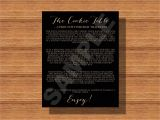 Card Invitation Template Free Download 11 Blank Cooking Party Invitation Template Free Psd File by