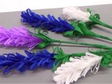 Card Ke Flower Banana Sikhaye How to Make Lavender Paper Flower Flower Making for Beginners Diy Paper Crafts Julia Diy
