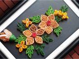 Card Ke Flower Banana Sikhaye Quilling Designs Wall Decorating Ideas Diy Paper Crafts Handiworks 61