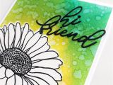 Card Making Distress Ink Background Blended Backgrounds with Distress Oxide Sprays Clear