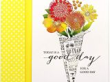 Card Making Handmade Greetings for All Occasions Maumdama Handmade Greeting Card for All Occasion with Dotted Envelope Dot Ev Paper Bouquet