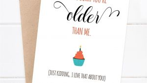Card Messages for Friends Birthday Birthday Card Funny Boyfriend Card Funny Girlfriend
