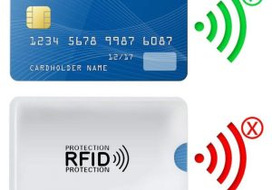 Card Name On Debit Card Aeoss 6 Pcs Anti Scanning Cards Sleeve Credit Cards Rfid Protector Anti Magnetic Aluminum Foil Portable Bank Card Holder 2 Passport 4 Credit Debit